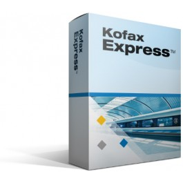 Kofax Express High Volume Production